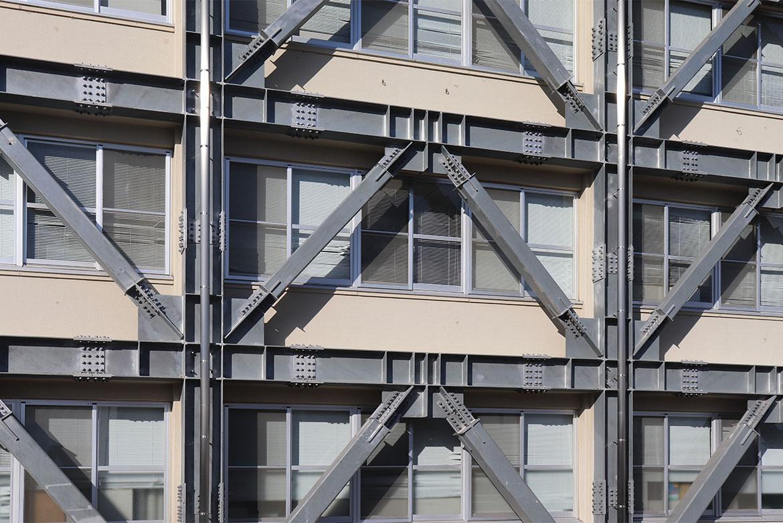 Controventi per ristrutturazione antisismica muratura